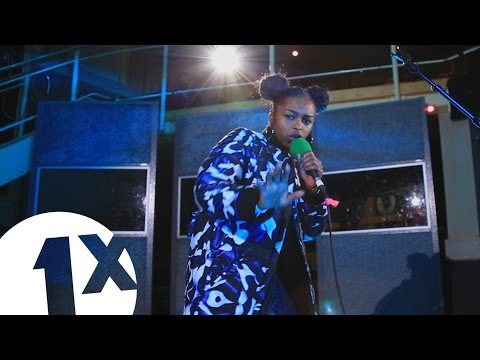 Nadia Rose performs 'Get To Know' for Toddla T – BBC Radio 1/1Xtra