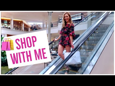 SHOP WITH ME 🛍 | SUMMER 2018 ☀️| TRENDS + CLASSIC OUTFITS - W/ LINKS SO YOU CAN SHOP TOO! Brianna K