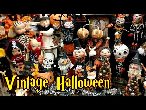 Halloween Decor At Traditions Year-Round Holiday Store