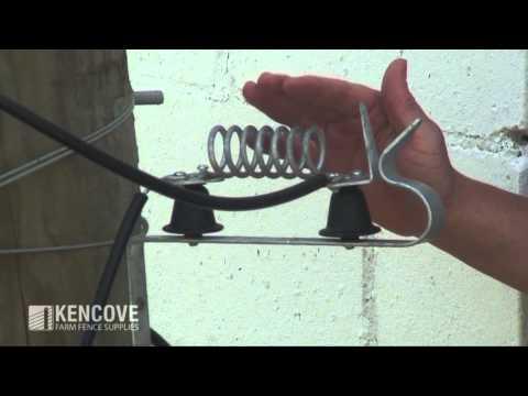 Electric Fence Lightning Diverter 101