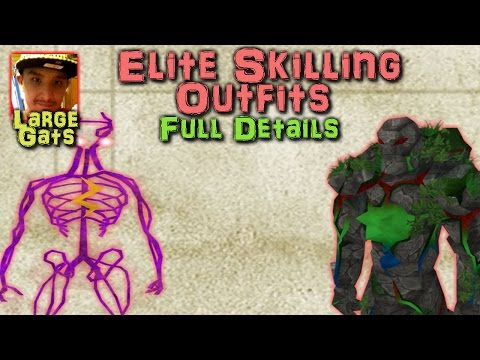 Elite Skilling Outfits Guide:  Full Details!