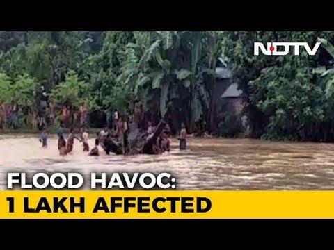 Fresh Floods Hit Assam, Over 78,000 People Affected