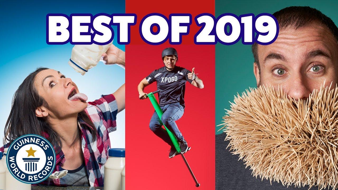 Best of 2019 - Guinness World Records