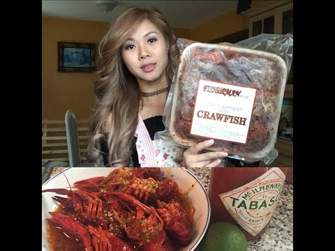 DIY: how to make the best Cajun Crawfish at home