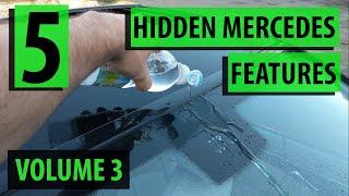 5 Hidden Mercedes functions, tricks & features - Vol 2