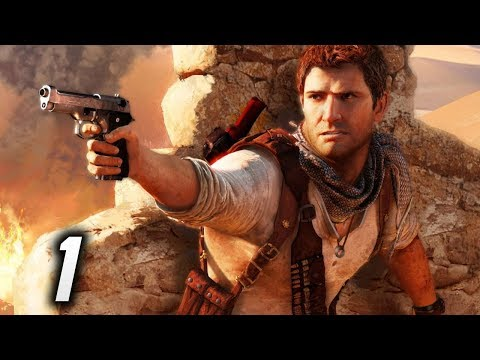 Uncharted 3 Drake's Deception PS4 - Part 1 - Prologue (Uncharted Nathan Drake Collection)