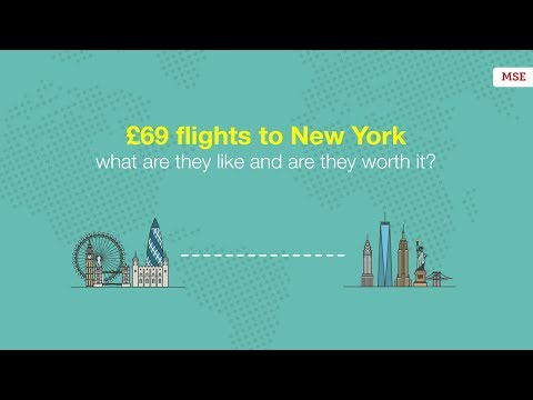 £69 NYC flight - was it it worth it?