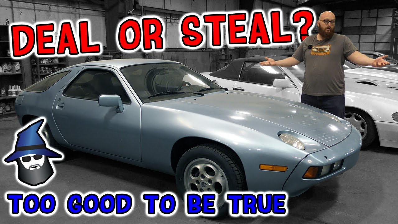 Car Buying Deals or Steals!?! The CAR WIZARD shares hidden dangers in buying a vintage dream car!