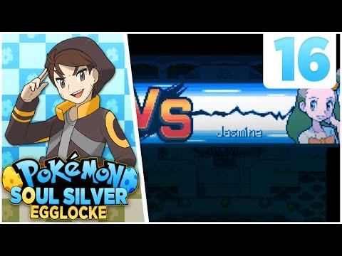 Pokemon Soul Silver Egglocke Episode 16 [Minerals]