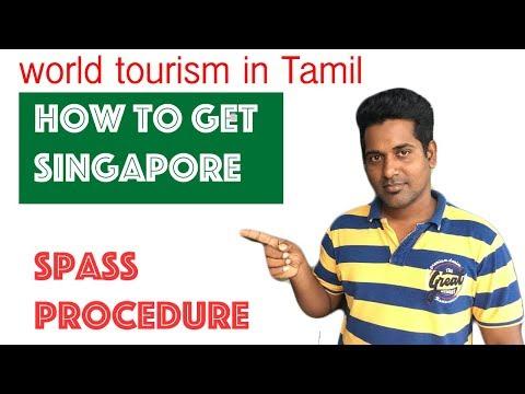 Singapore Spass visa How to check | If canceled | சிங்கப்பூர் வீசா