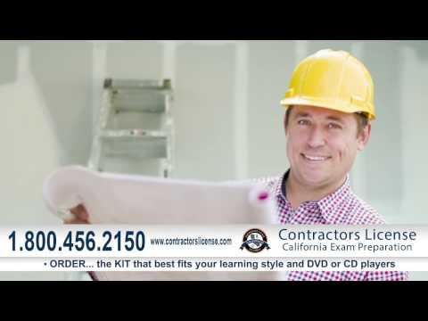 Contractors License School