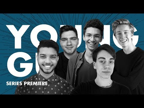 Freelance Graphic Designers Get Coached— Young Guns Ep. 1
