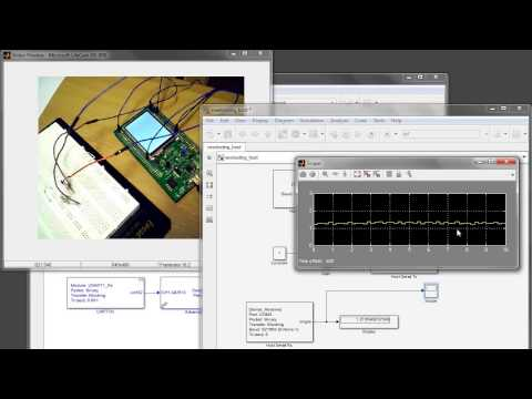 stm32f429 discovery - PWM example with simulink - PlayItHub Largest