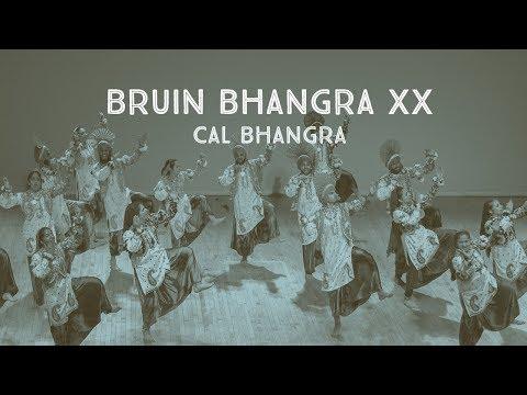 Cal Bhangra @ Bruin Bhangra's 20th Anniversary - Bruin Bhangra XX (2018)
