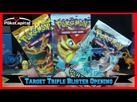 Pokemon Cards - Booster Pack Opening with Arceus - Noble Victories - XY Flashfire