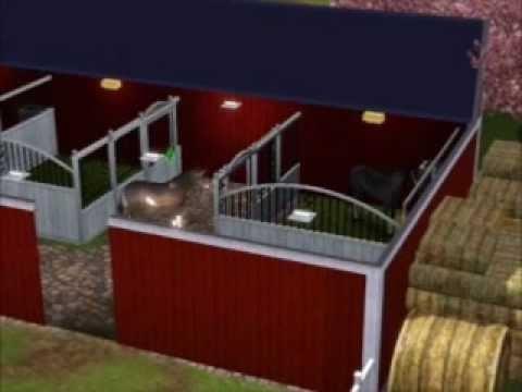 Sims 3 Pets Unicorn+Horse Breeding | Sadie & Ace