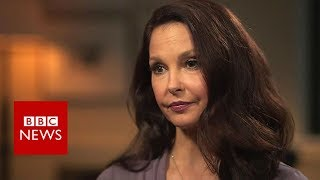Ashley Judd: I was not frightened of Harvey Weinstein - BBC News