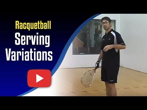 Play Better Racquetball: Strategies featuring Shane Vanderson