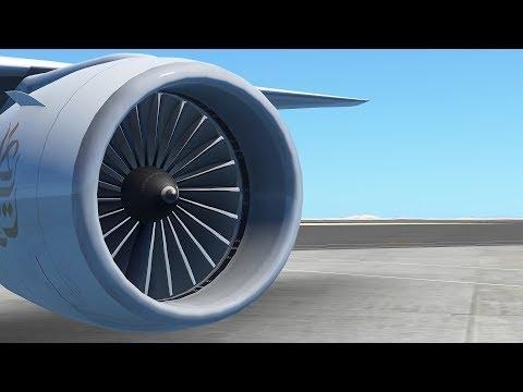 Infinite Flight Global - Emirates 777-300ER - Dubai to London