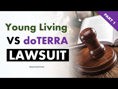 Young Living VS doTERRA Lawsuit Outcome (Part 1)