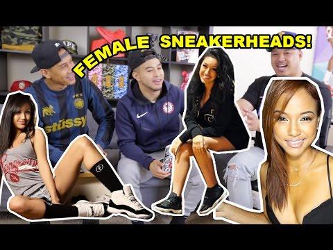 HYPETALK: WOULD YOU DATE A SNEAKERHEAD GIRL?!