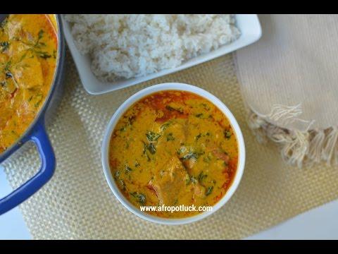 Soup Recipe: Nigerian Peanut Soup (Groundnut Soup) | Afropotluck