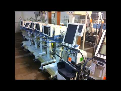 Chicago Used Medical Equipment Auction - May 27 & 28