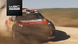 WRC - RallyRACC 2017: Highlights Stages 4 - 6