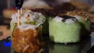 VOA Trending Topic: Kue Pancong Meramaikan Pasar Malam di Queens, New York