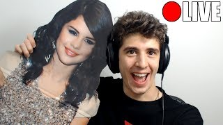 Happy Wheels in LIVE w/Selena Gomez