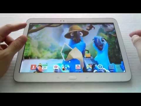 Samsung Galaxy Tab 3 10.1 Hacer Capturas de Pantalla Screenshot