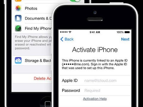 Check I phone imei blacklist I cloud lock status or sim card lock status by android app