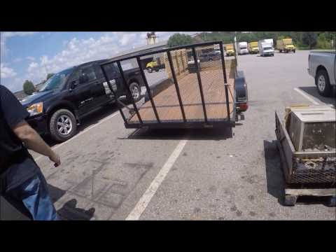New trailer gate system