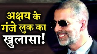 REVEALED: The Secret Behind Akshay Kumar's BALD Look!