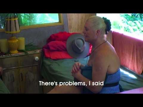 Kim Dishes The Dirt On Aggie | I'm A Celebrity...Get Me Out Of Here!