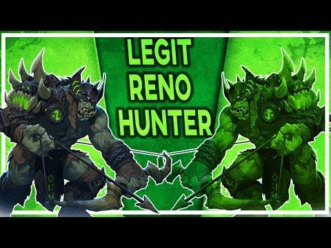 Hearthstone: Reno Hunter Is Legit