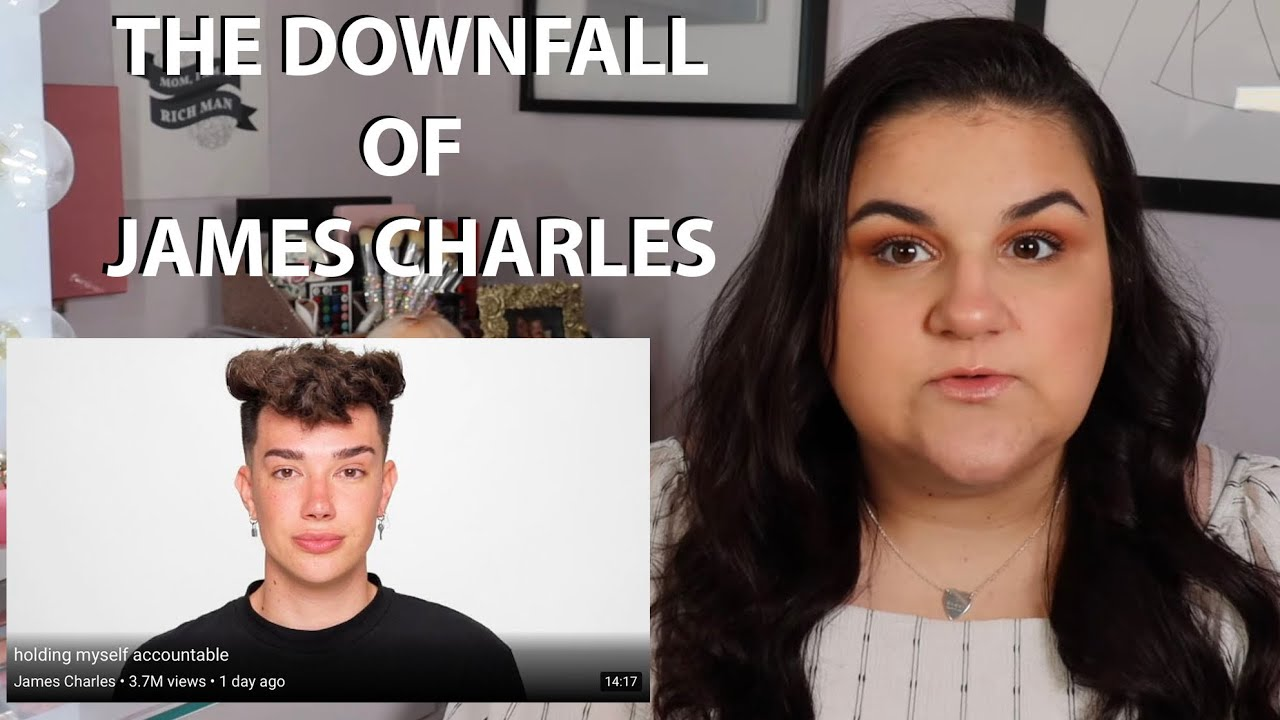 The Downfall of James Charles *a rant*