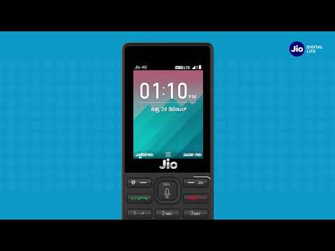 JioCare - How to Save Contact on JioPhone (Kannada) | Reliance Jio