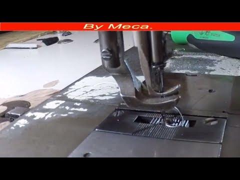 Sewing Machine Needle Bar Adjustment DIY Tips #30 |  Industrial sewing machine