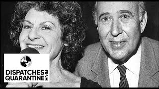 Dispatches From Quarantine - Carl Reiner Reflects on His Wife Estelle Lebost