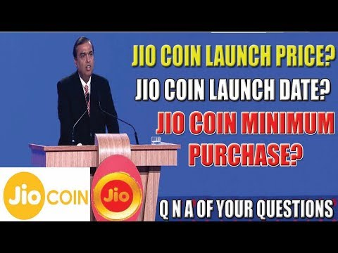Reliance Jio Coin Launch Date, Launce Price, How to Buy Jio Coin ICO in Hindi by Tech Help In Hindi