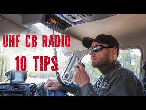 UHF CB Radio 10 Tips
