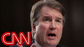 Woman accuses Kavanaugh of sexual misconduct