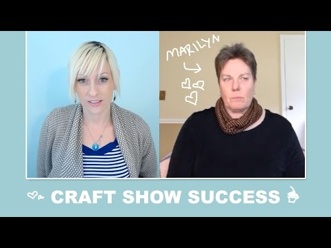 How to sell your crafts at a craft show