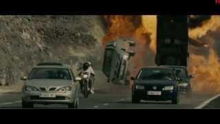 Fast & Furious 6  Tank scene