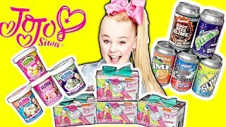 JoJo Siwa Kid In A Candy Store Doll Playset Turned Into JoJo Slime Shops +  Squishy ea2b67b78