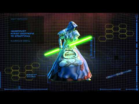 STAR WARS™: The Old Republic™ - Character Progression - Jedi Consular