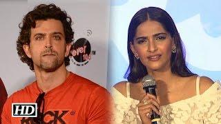Sonam Rejects Aashiqui 3 because of Hrithik Roshan ?