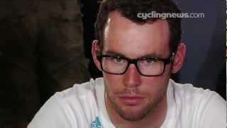 Mark Cavendish before Tour de France 2012