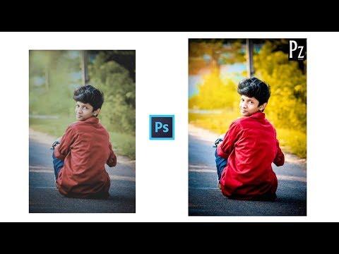 Photoshop Best Retouching Tutorial by Tapash editz